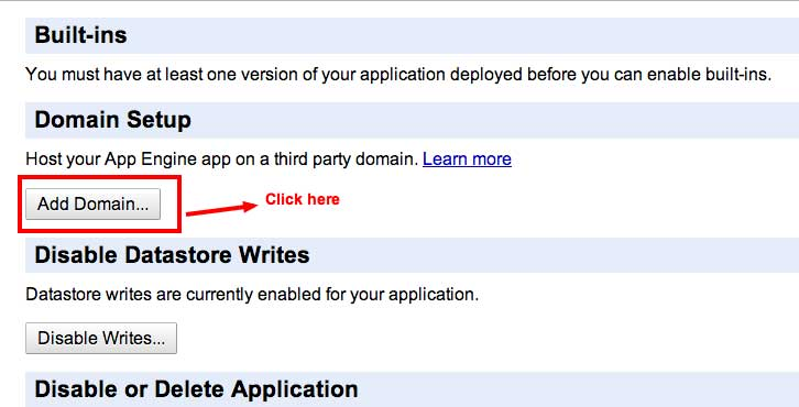 Application-Settings-Electronicsblog-app