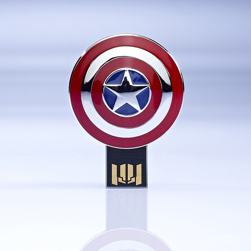 Capatain-America-USB