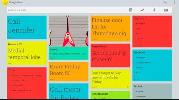 Google Keep for mobile-580-75