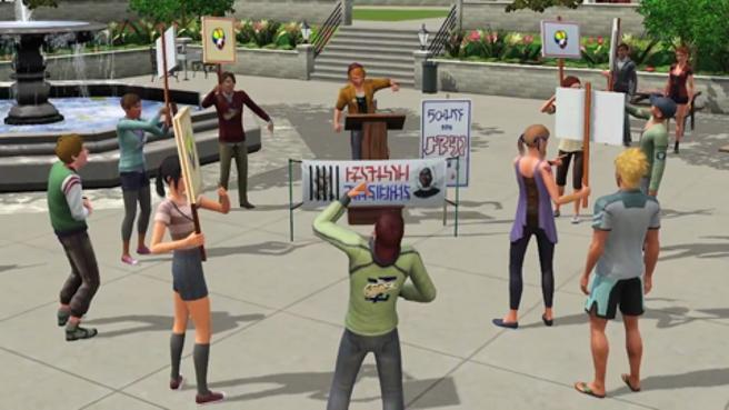 sims walkthrough