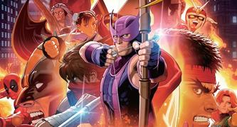 Ultimate Marvel vsCapcom 3