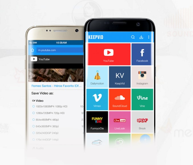 keepvid android 2