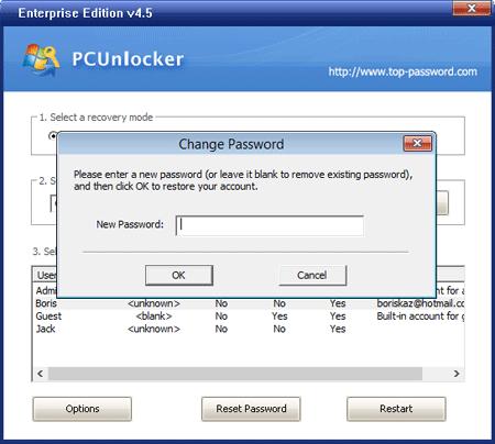 pcunlocker free download