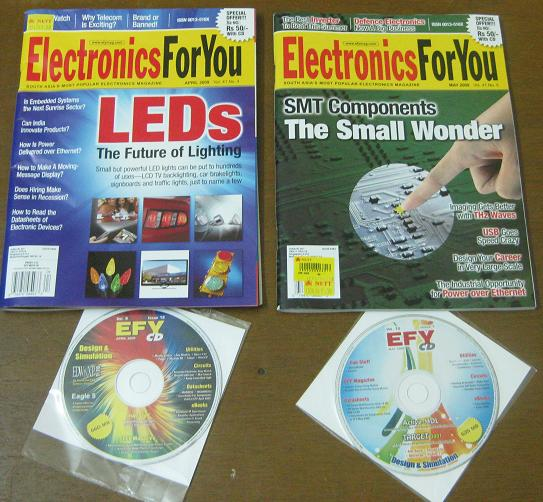 Best Magazines for Electronics Hobbyist and Professionals