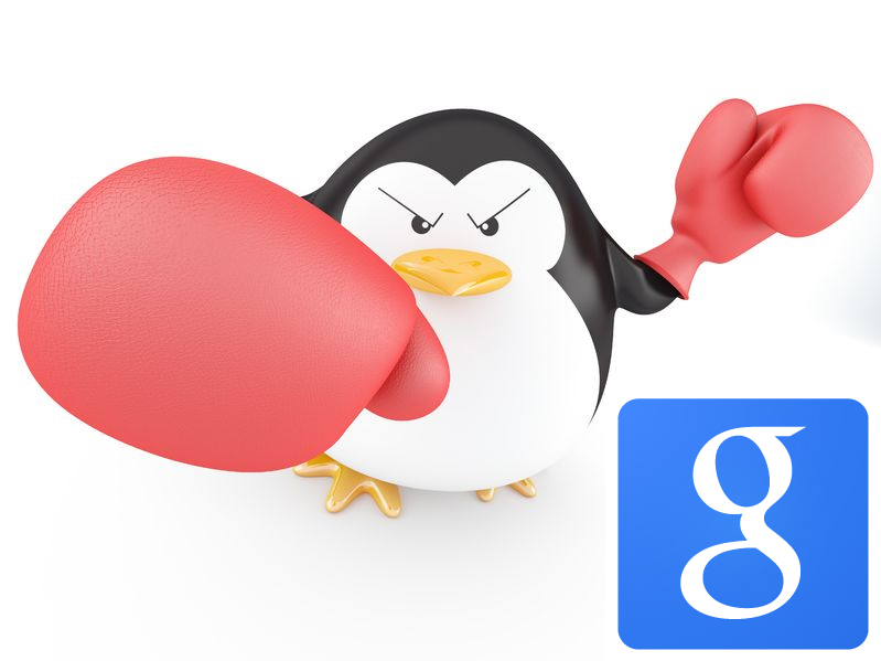 Продвижение сайта в google пингвин веб дизайн сайты компаний