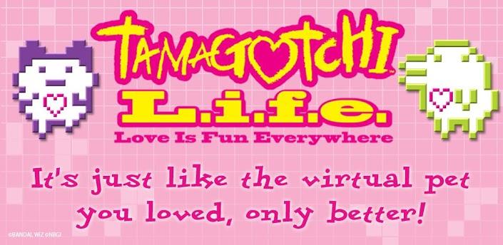 Tamagotchi Life