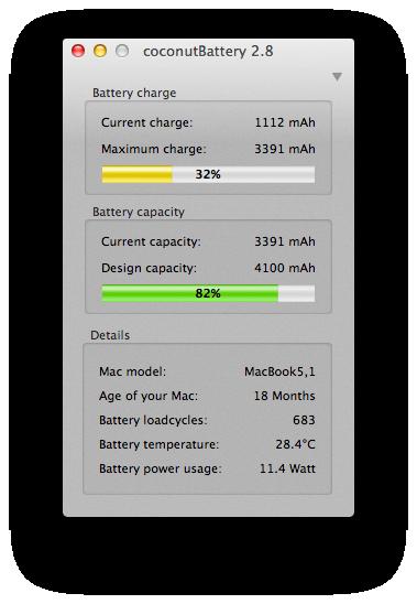 coconut-battery