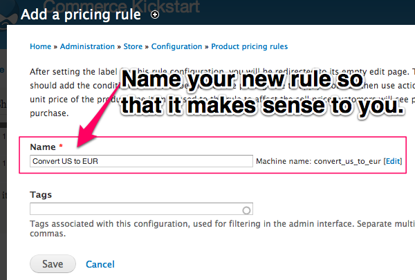 Product Pricing Rule 3