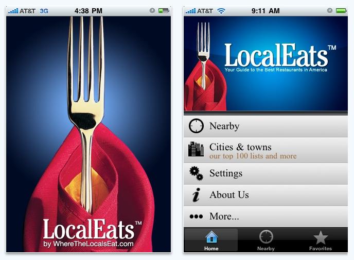 localeats App