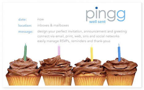 pingg invitations