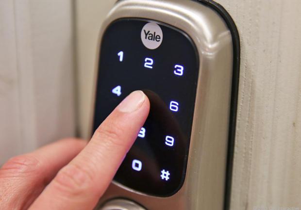 NFC Door lock