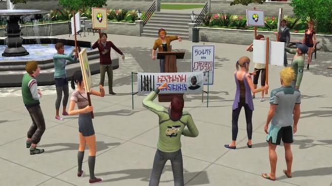 sims walkthrough