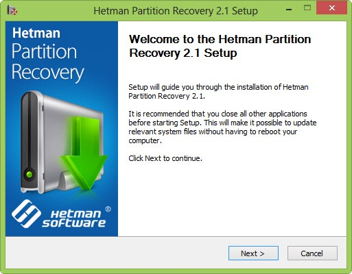 Hetman-partition-recovery-setup-program-free-download