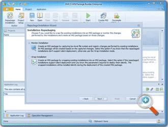Make-traditional-setup-files