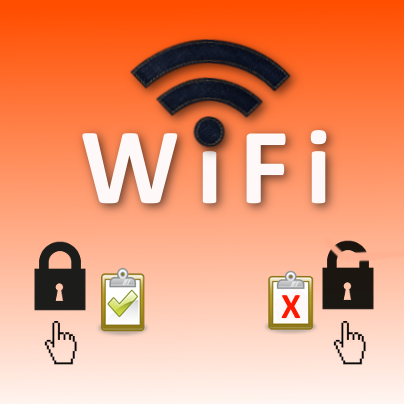 unsecured wifi hotspots
