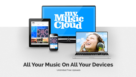 my-music-cloud