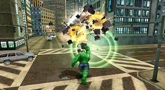 Hulk Ultimate Destruction