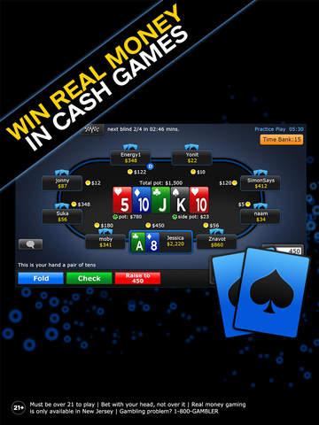 888 Poker NJ 2