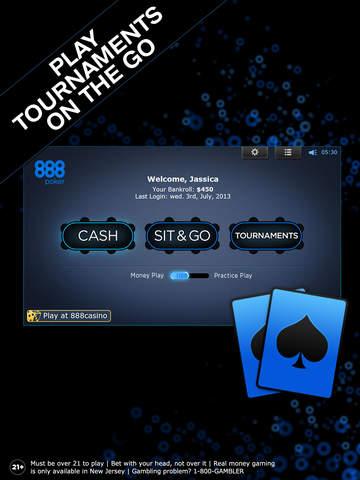888 Poker NJ 3