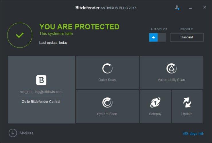Bitdefender email security
