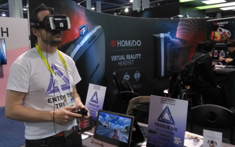 Stepping Up To PC VR Development
