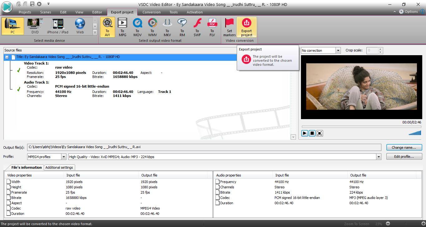 VSDC Free Video Editor – The Best Free, Non-Linear Editor